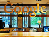 Google's Europe Office in Oslo, Norway.