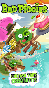 [Bad Piggies HD] Screenshot 1