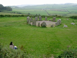 Photo: Drombeg Stone Circle