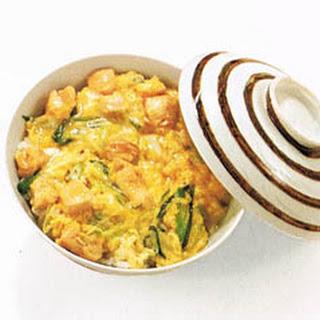 Oyako-donburi (chicken And Egg Over Rice).