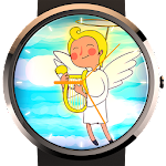 Angel for Watch Display