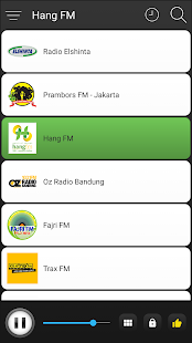 Indonesia Radio - Indonesia FM AM Online Stations - náhled