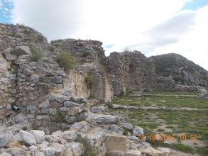 Photo: ruines sommitales-St Pierre