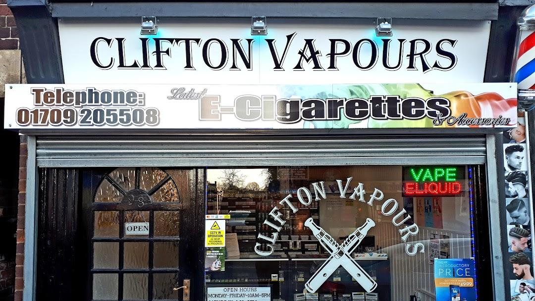 Clifton Vapours - Vape Shop