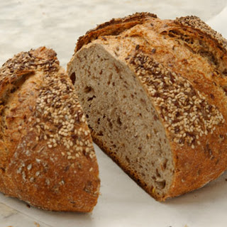 Flaxseed Energy Bread