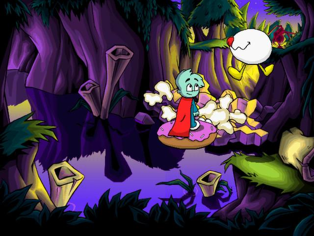 Pajama Sam 3- screenshot