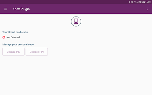SafeNet Knox Plugin for PC / Windows 7, 8, 10 / MAC Free
