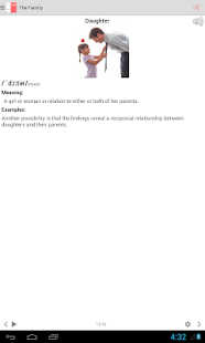 English Vocabulary - PicVocPro- screenshot thumbnail