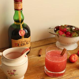 Strawberry Slush.