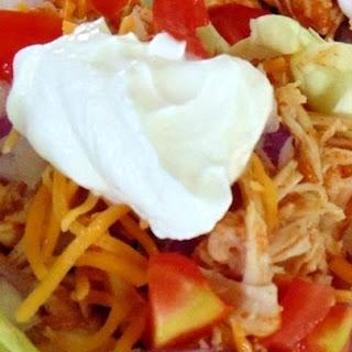 Fiesta Slow Cooker Chicken Tacos