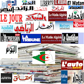 ALGERIAN NEWSPAPERS