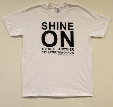 T-Shirt - Shine On - Vit