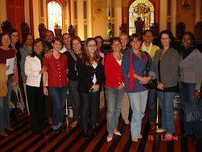 Photo: Visita técnica a Sala de Sessões no CCJF