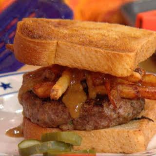Meatloaf Burgers.