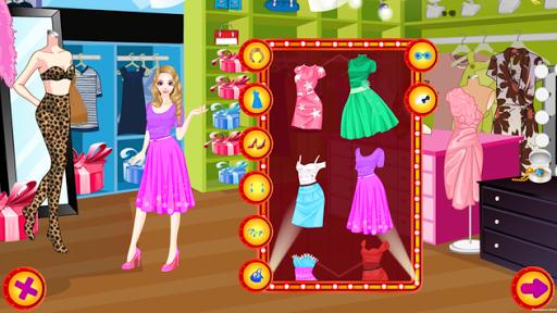 Dress Up With Point - Model Dress Up 2 screenshots 1
