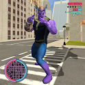 Thanos Rope Hero Vice Town - Infinity Batte War icon