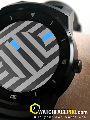 Watch Face Stripes