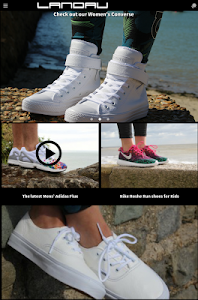 Landau Fashion Footwear Blog screenshot 6