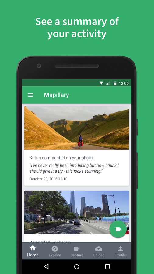 Mapillary- screenshot