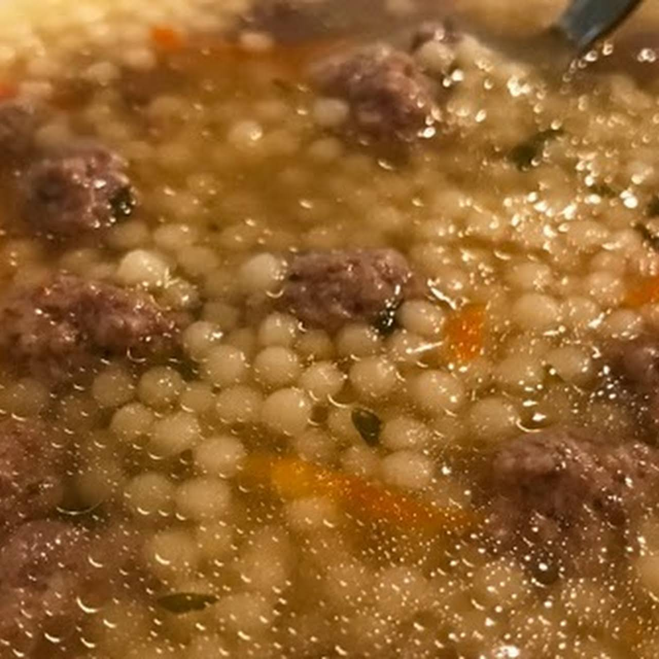 2016 Christmas Menu ! Wedding Soup