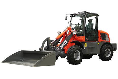 Everun ER416 | 4x4 | 50hk | Lyfter 1600kg