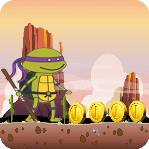 Ninja Jump Turtle Runner