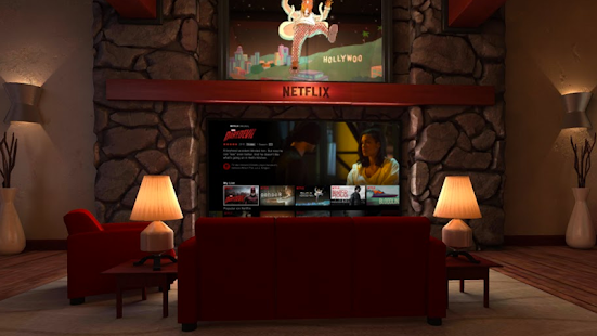 Netflix VR- screenshot thumbnail