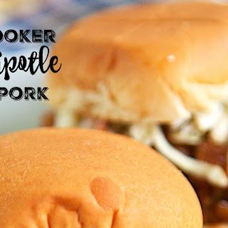 Chipotle Pork Slow Cooker Recipes