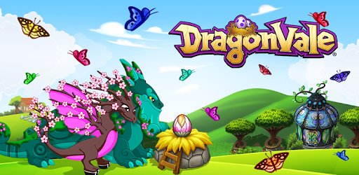 Welcome to DragonVale. Collect and breed rare dragons. Build the best park!