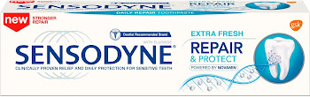 Sensodyne Extra Fresh Repair & Protect Toothpaste - 75ml