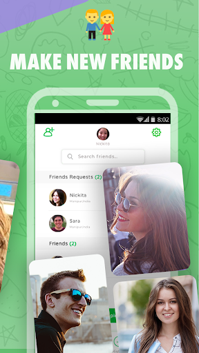 Pally Live Video Chat & Talk to Strangers for Free 0.94 screenshots 3