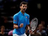 Novak Djokovic sluit groepsfase op ATP Finals ongeslagen af