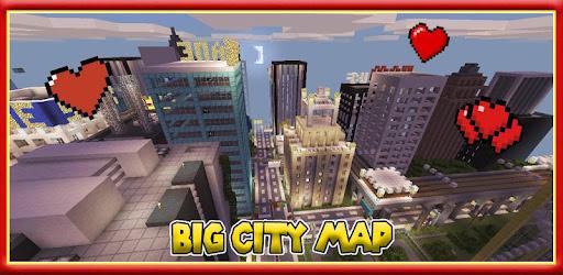 New city maps for MCPE - Mga App sa Google Play