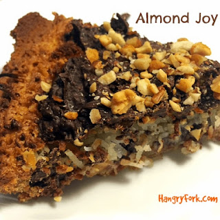 Almond Joy Pie - Easy Coconut Pie with Chocolate and Nuts