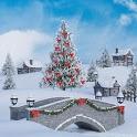 Christmas Village Live Wallpaper icon