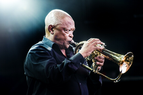 The world-renowned trumpeter died in January, two months away from his 79th birthday, and South Africa mourned. His song 'Thuma Mina' has been quoted by President Cyril Ramaphosa as call for the nation to rise to a better future.