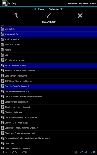 ArmAmp Music Player screenshot 10