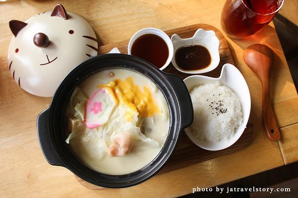 貓旅行咖啡輕食館 沉浸在貓海之中~多隻貓咪陪伴用餐好幸福!【台中美食】