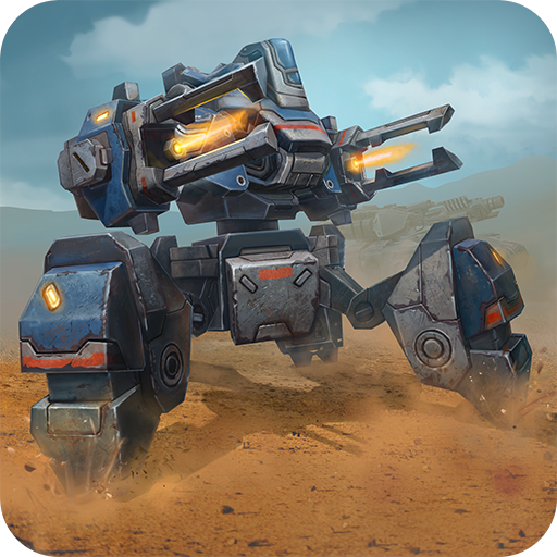 Tanks VS Robots: Mech Games file APK for Gaming PC/PS3/PS4 Smart TV