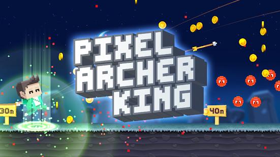 Pixel Archer King (Mod Money)