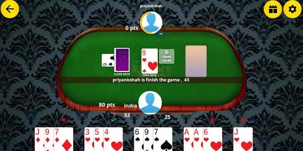 The Rummy Round – Play Indian Rummy Online App Download For Android and iPhone 4
