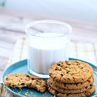 Two Ingredient Oatmeal Cookies.