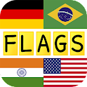 Guess the Country - Flag Quiz icon
