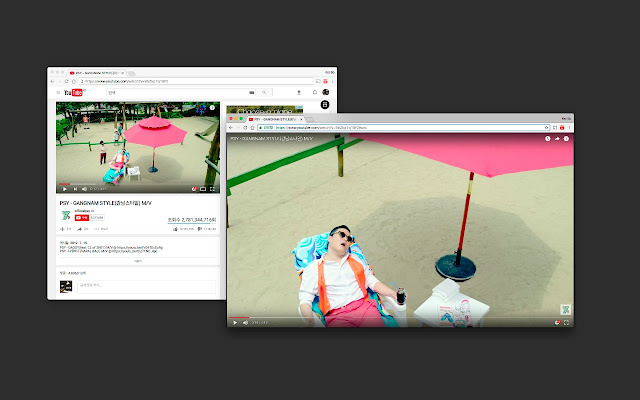 YOUTUFIT -Youtube screen expander