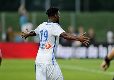 Batshuayi titulaire en Coupe de la Ligue