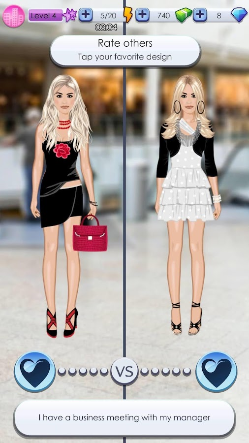 Fashion week dress up 2