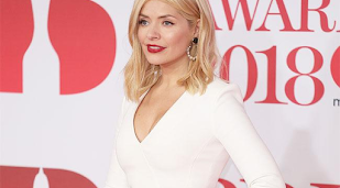 Holly Willoughby will watch royal wedding in her own wedding dress