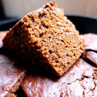 Pumpkin and Ginger Cake.