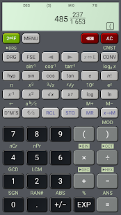 HiPER Scientific Calculator- screenshot thumbnail