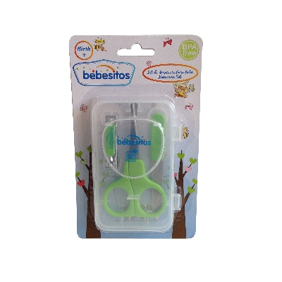set de manicure bebesito para bebe bm-215156